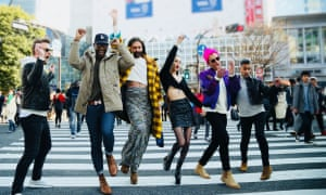 The Fab Five in the Netflix hit Queer Eye: We're in Japan!