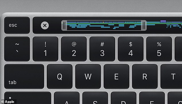 The redesign features a new Magic Keyboard with a redesigned scissor mechanism, compared to the 'butterfly mechanism' used in its predecessor - a much thinner design but was prone to breaking
