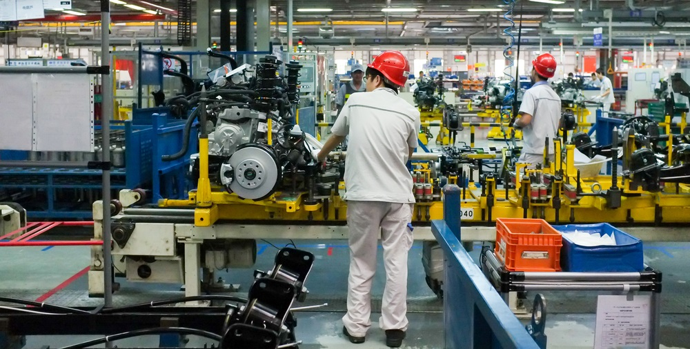 Germany Barely Avoids Recession, Economy Remains Stagnated