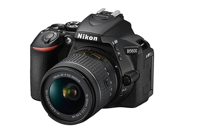 This Nikon D5600 is currently 41 per cent off on Amazon so you can snap it up for just £489
