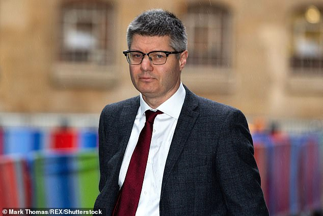 Warning: Lord Wolfson of Aspley Guise, chief executive of £4billion retail giant Next