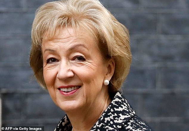 Business Secretary Andrea Leadsom has issued an intervention notice to the Competition and Markets Authority to investigate Gardner Aerospace's takeover of Impcross