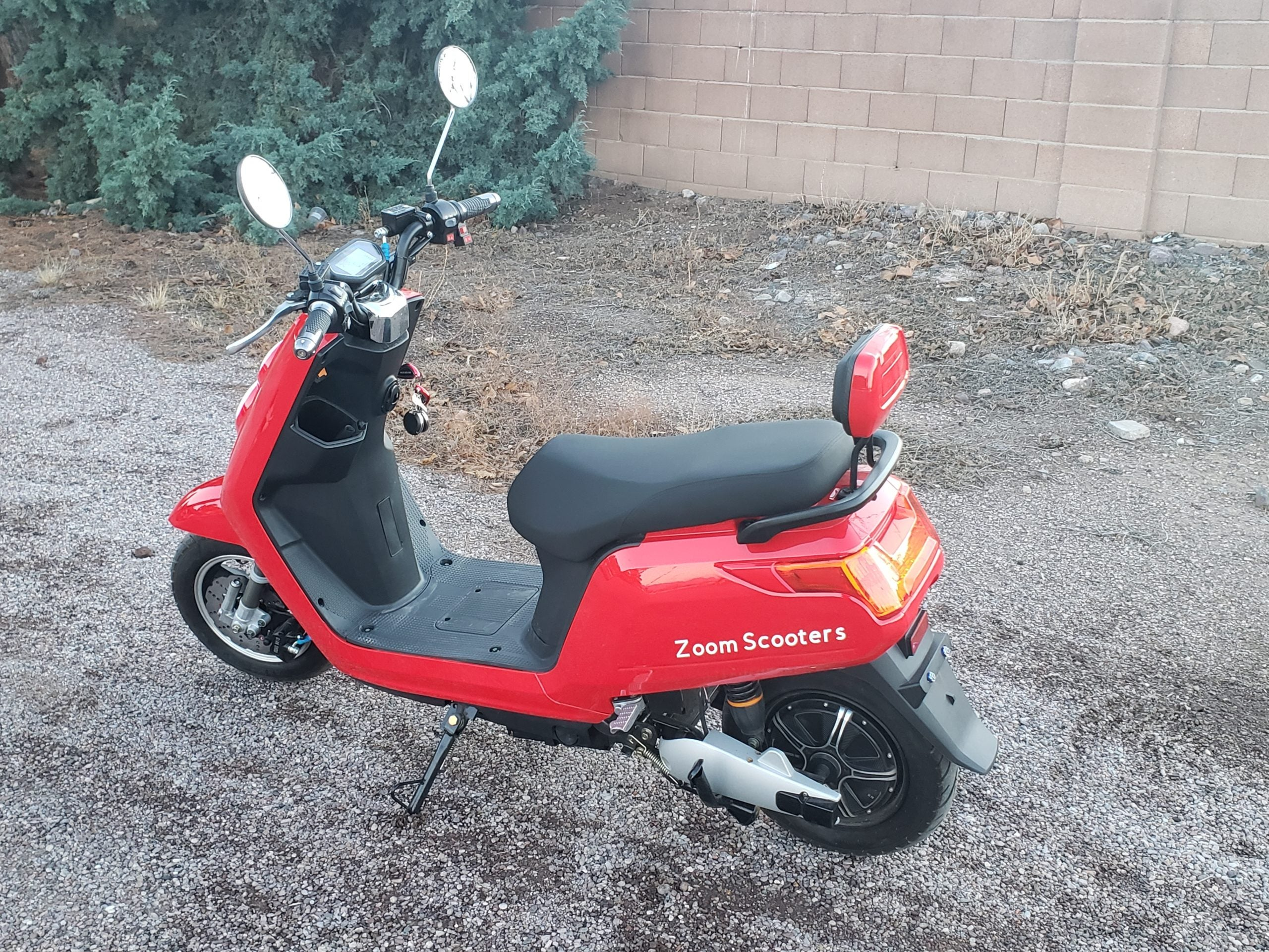 Zoom Electric Scooter
