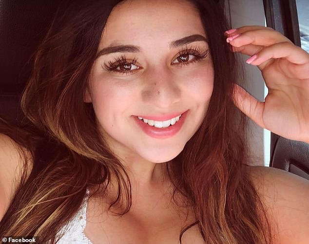 Her family and friends describe Ashleigh as 'spunky' and say she never gives up, qualities they hope will come through as she fights the infection. She has been on life support since Thanksgiving, but her blood pressure has finally stabilized, a glimmer of hope loved ones