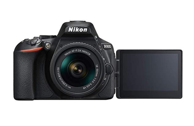 The Nikon D5600 DSLR has proved to be popular among Amazon reviewers, with shoppers noting the quality of the photos produced