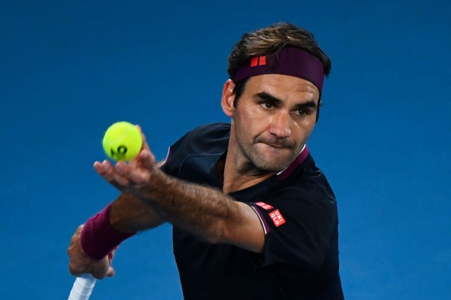 Roger Federer was beaten in five sets by John Millman in the third round of the Australian Open