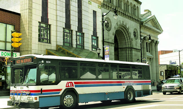Luzerne County Council plans to fill two seats on the county Transportation Authority, which provides public bus service.                                  Times Leader file photo