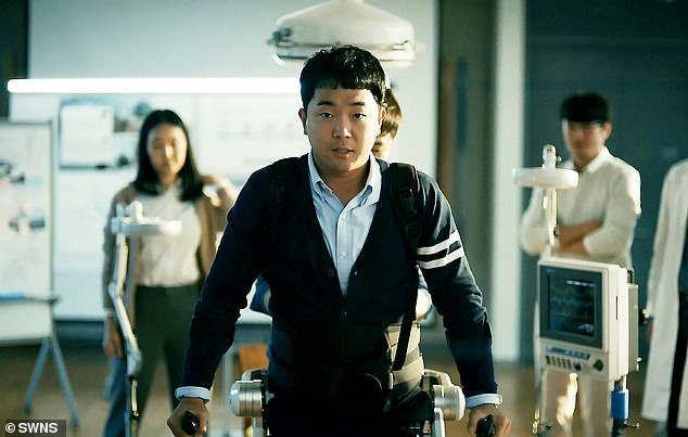 Para-archer Jun-beom Park was confined to a wheelchair in 2008 after being involved in an accident on the way to school