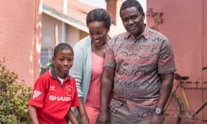 Levi David Addai wrote the screenplay for the 2016 BBC drama Our Loved Boy.