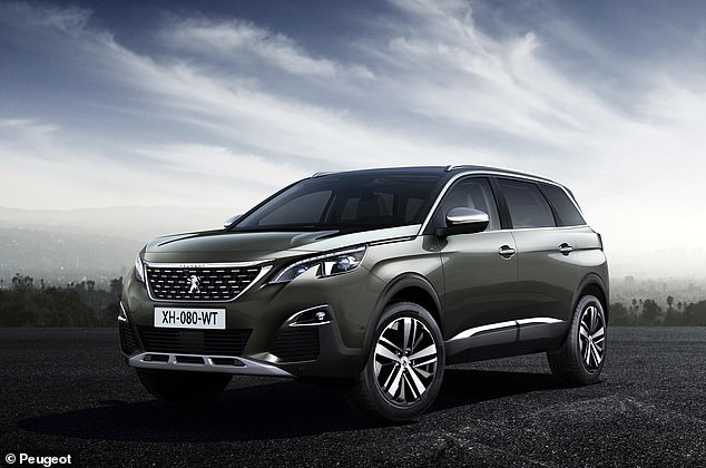 The Peugeot 5008 is the modern car that's second most likely to fail a first MOT test, with a fail rate of almost 22%