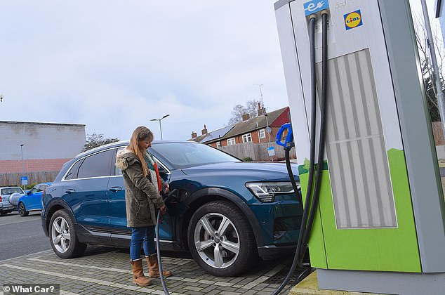 The study found that regular public charger users could save money by signing up for a scheme with a one-off or a monthly fee because these often have a lower energy usage rate