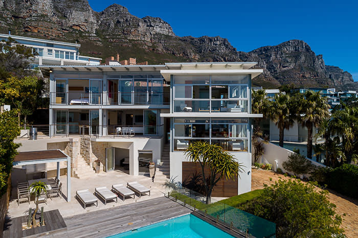 Four-bedroom house, Camps Bay, $1.3m