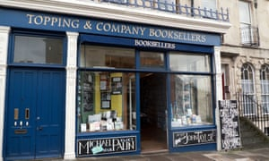 Topping & Company of Bath, which is doing online deliveries.