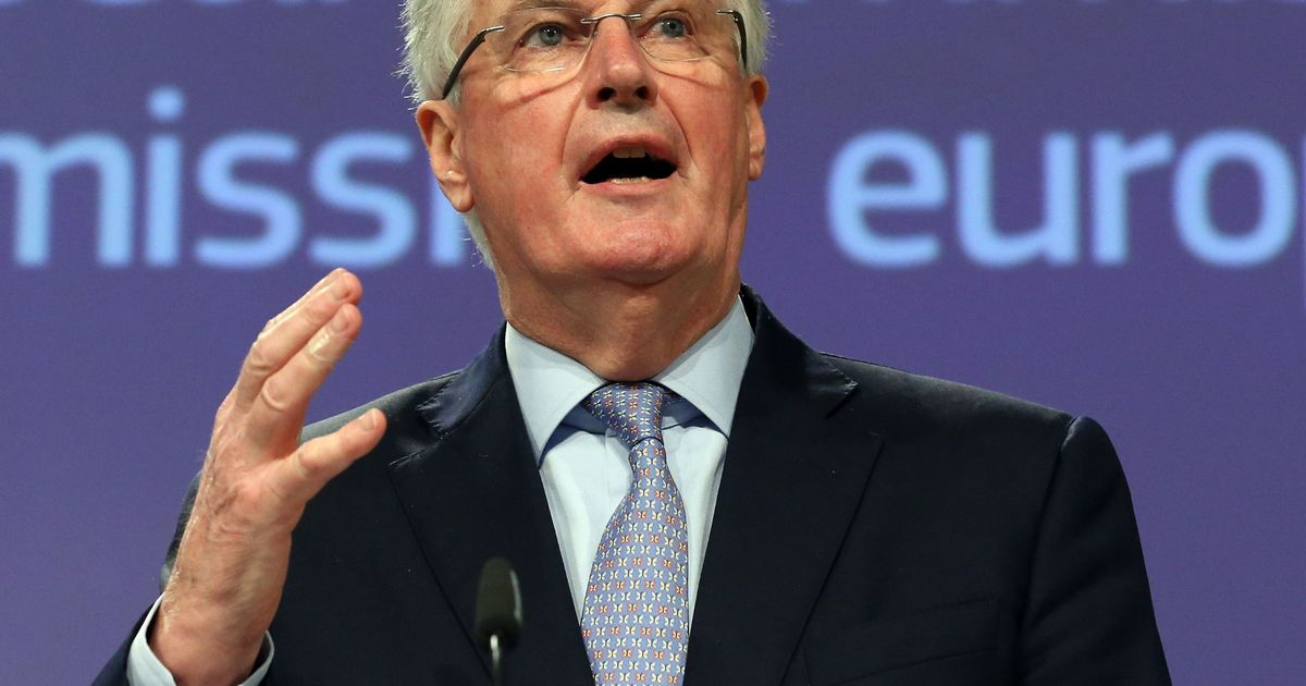 Michel Barnier Warns Of Very Serious Divergences With UK After First Round Of Talks