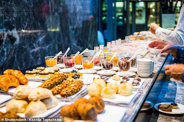 The issue will be problematic for some of the larger scale buffet restaurants across the UK
